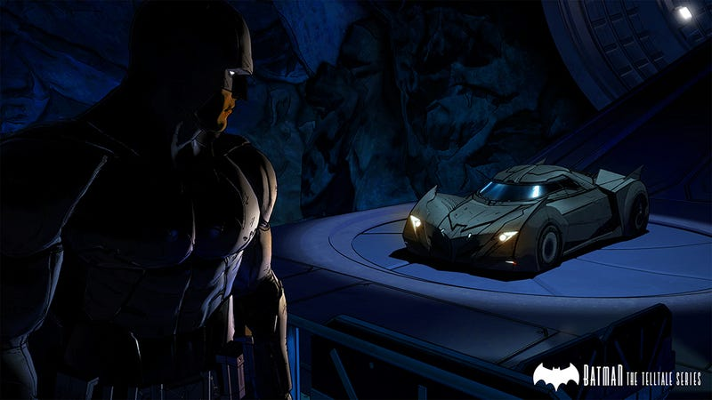 So That's What Telltale's Batman Looks Like