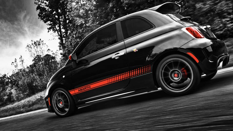 2012 Fiat 500 Abarth: Finally, we get the good one