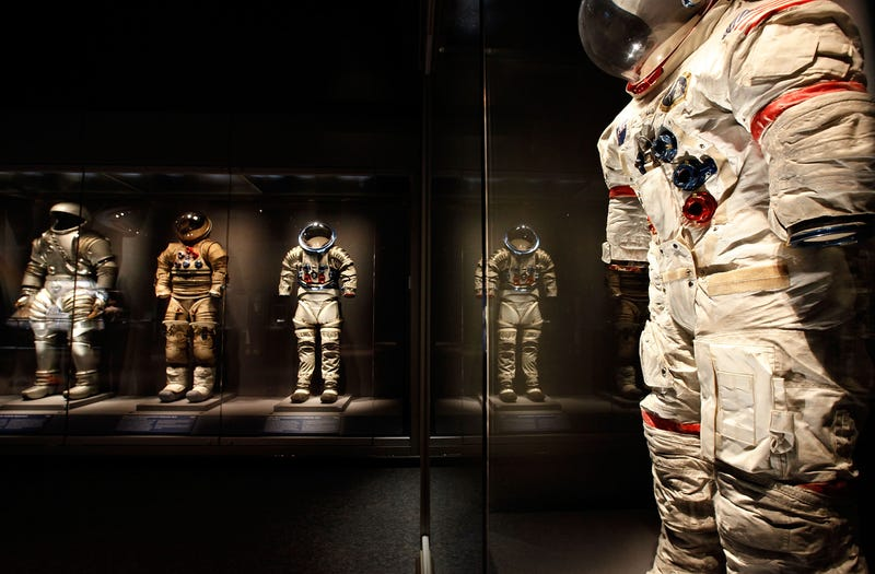 The Suits That Carried Our Heroes To The Moon