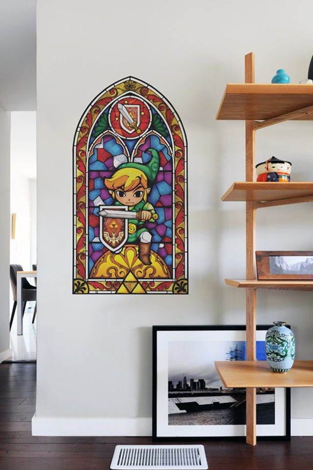 Transform Your Room Into Zelda's Hyrule Castle