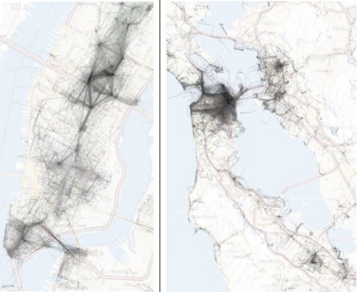 35,000,000 Flickr Photos, Mapped