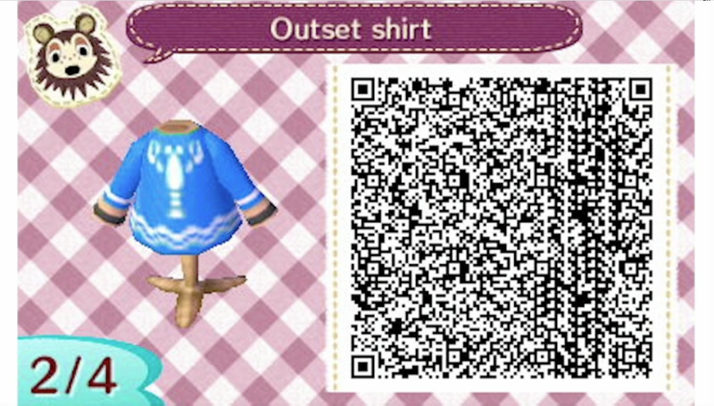 Wear Link's Snazzy Shirt in Animal Crossing Right Now