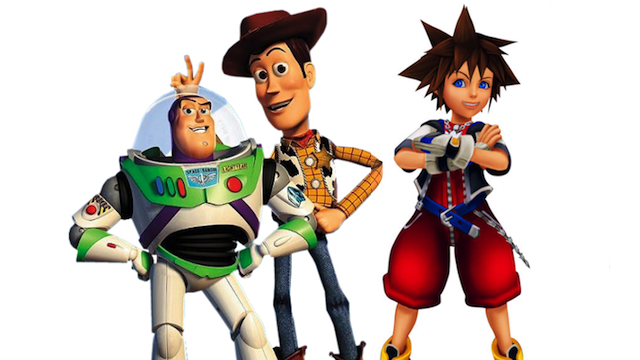 Kingdom Hearts Director Wants To Add Pixar