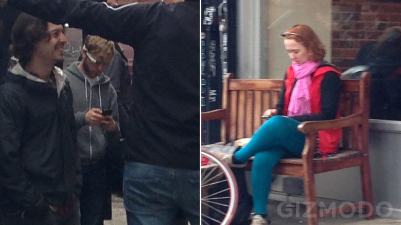"""Some People Are Filming a """"Documentary"""" Using Google Glass in New York Right Now"""