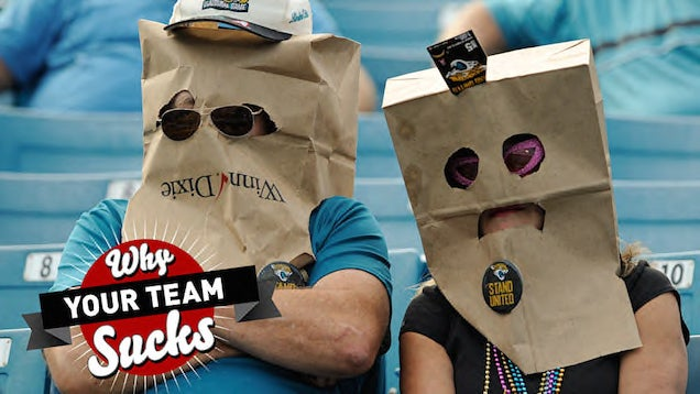Why Your Team Sucks 2014: Jacksonville Jaguars
