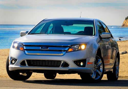 Motor Trend Car Of The Year: 2010 Ford Fusion