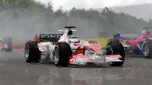 Formula 1 Gets Greedy, Sony Ditches License