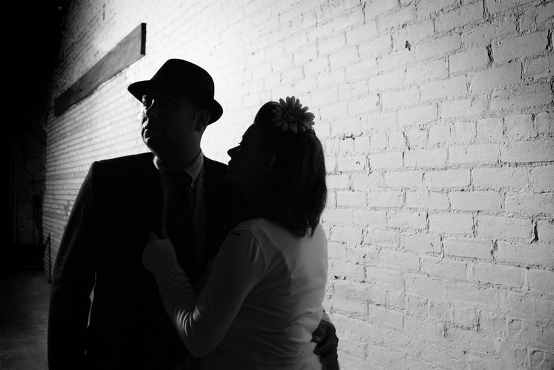Shooting Challenge: Film Noir