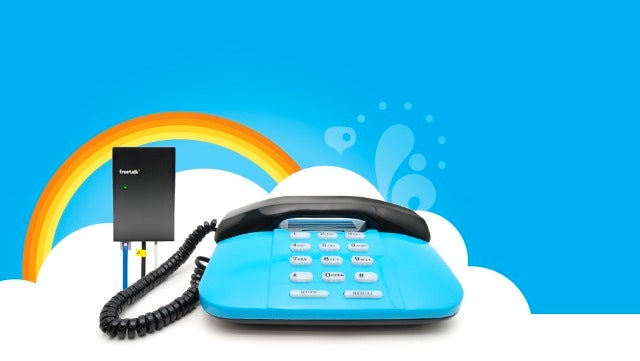 Most Popular Method to Use a Regular Phone for Internet Calls: Skype