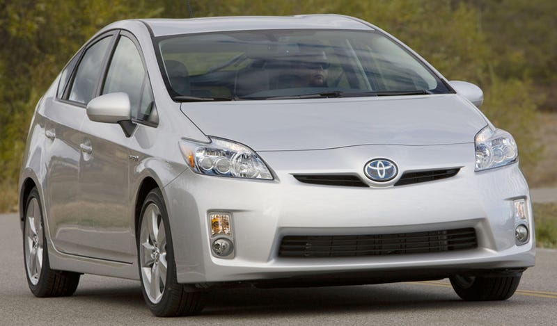 Bob Ross Would Drive A Toyota Prius