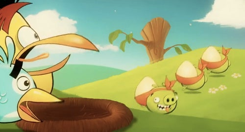 How to Cheat at Angry Birds: Purchase the New Mighty Eagle Character