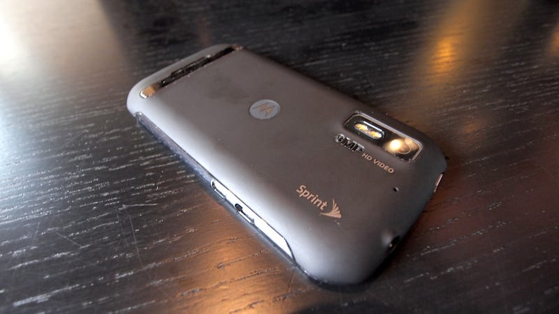 Motorola Photon 4G Preview: It Is Big. It Is Good.