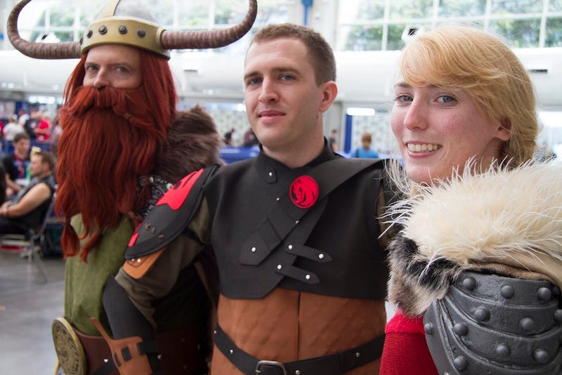 Coolest Comic-Con Cosplay Day 4: Everything Is Awesome