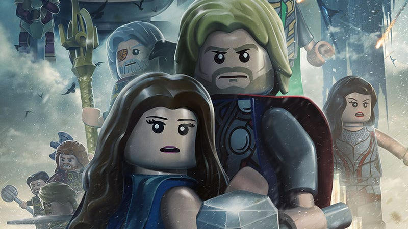 I'd Much Rather See This Version Of Thor: The Dark World