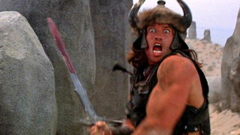 Barbarian beefcake fashions, from Conan to John Carter