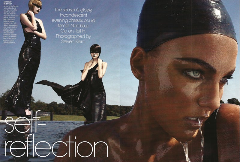 """Self-Reflection"": A Bizarre & Macabre Short Story, Brought To You By Vogue"