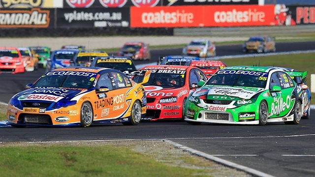 V8 Supercars: Sargent Security Phillip Island 360 Preview