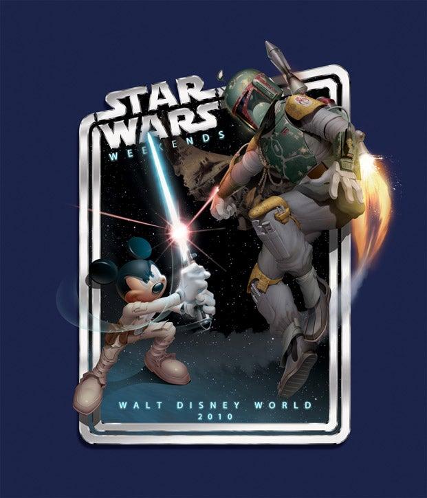 Disney Star Wars Art: Darth Maul Is Not Amused