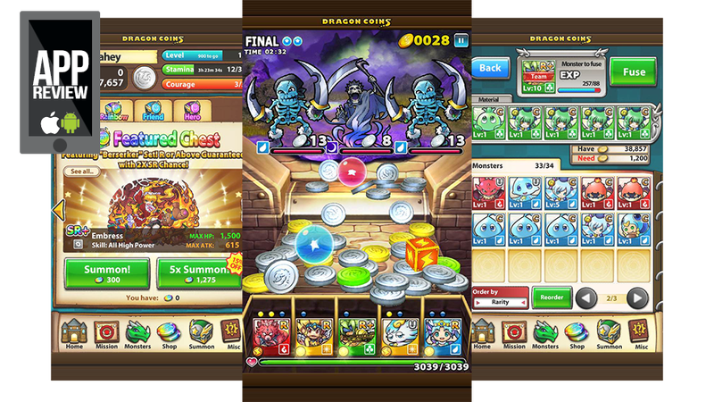 Further Proof That Every Game Is Better With Monster Collecting
