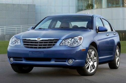 Chrysler Kills 2010 Sebring Hood Strakes In Good Start