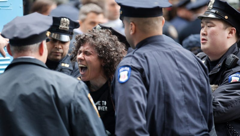 Cops Who Pepper-Sprayed, Punched Occupy Protesters Escape DA Charges