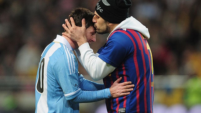Pitch Invader Rushes Onto Field During Argentina-Sweden Match, Kisses Lionel Messi
