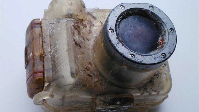 This Lost Underwater Camera Was Incredibly Reunited with Its Owner After Six Years