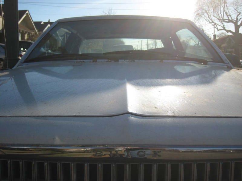 1984 Buick Skylark Custom