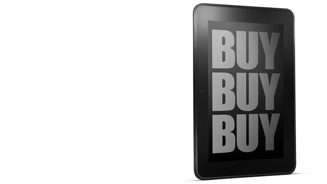 Who the Hell Cares About Ads In the New Kindle Fire?