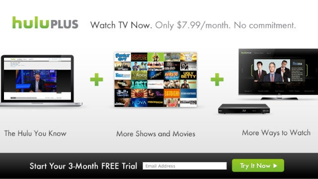 Get 3 Months of Hulu Plus for Free (Update: Dead)