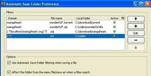 Automatic Save Folder Remembers Your Download Preferences