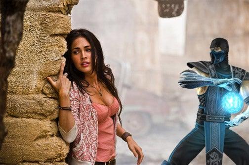 Megan Fox Will Kick Your Ass At Mortal Kombat