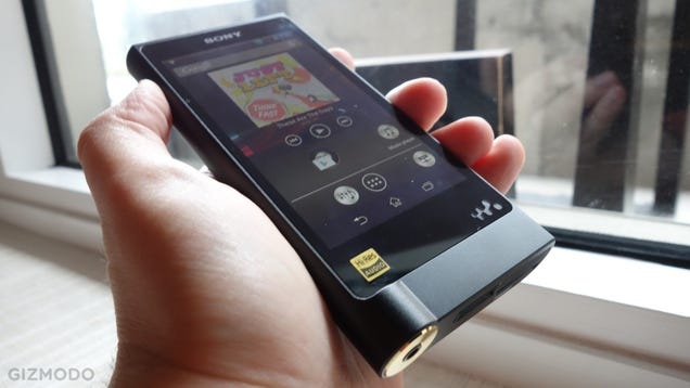 Sony Walkman Reborn (Again) As a $1200 Hi-Res Audio Handset