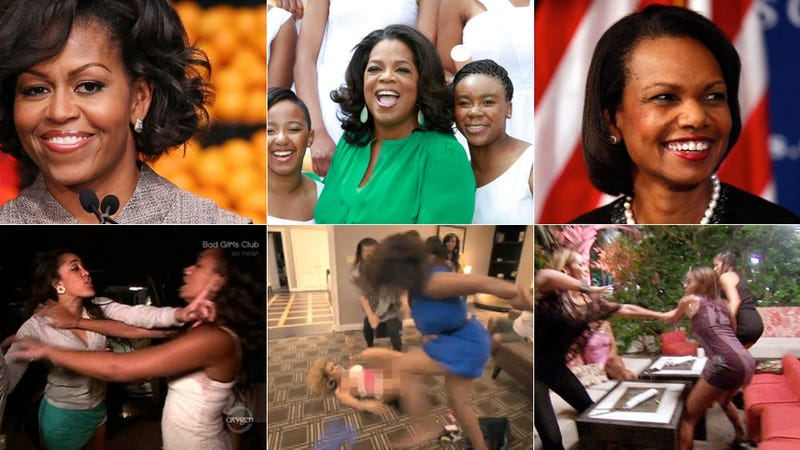 It's a Good Time to Be a Black Woman, Except on TV