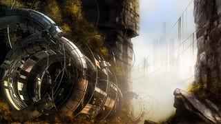 Adam Tredowski's Organic Rust—SF That's Falling Apart