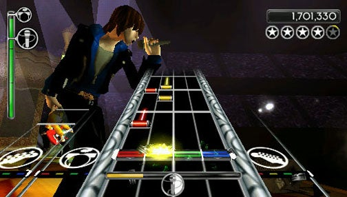 Rock Band Unplugged Review: It's The Frequency, Kenneth