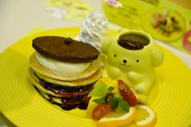 Cartoon Dog Cafe Will Rot Your Teeth with Sweetness