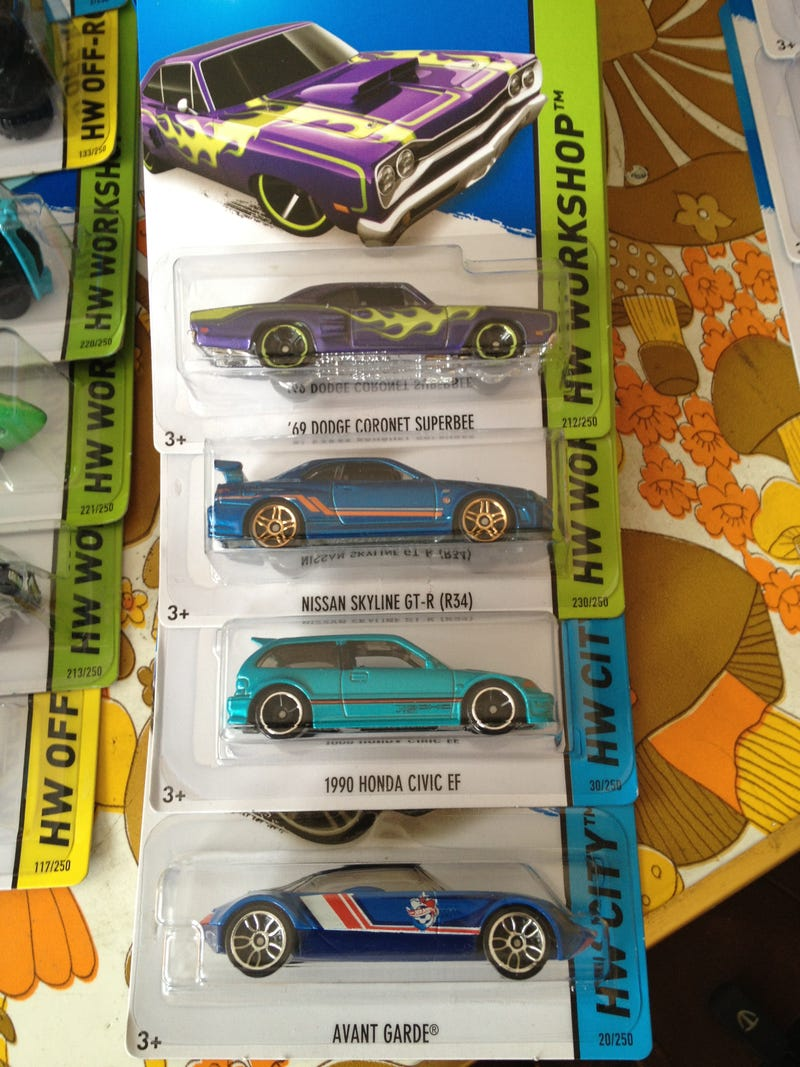 Hot Wheels HAWL - About D@mn Time - Style