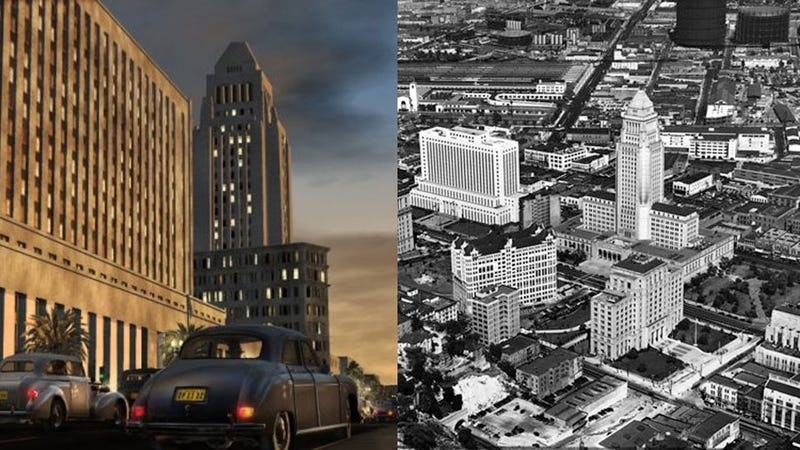 How a Daredevil Photographer in a Biplane Helped Bring L.A. Noire to Life