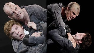 "Benedict Cumberbatch is the best ""Frankenstein's"" monster... evar!"