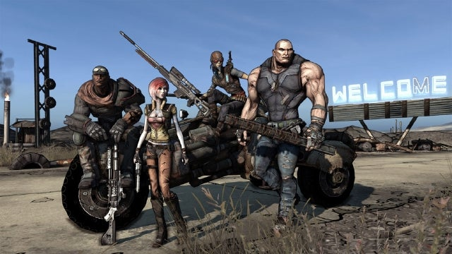 New Borderlands Patch Will Test Borderlands 2 Tech, Adds Steamworks