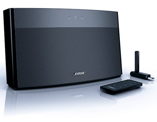 Bose SoundLink Streams Music From Your PC via USB