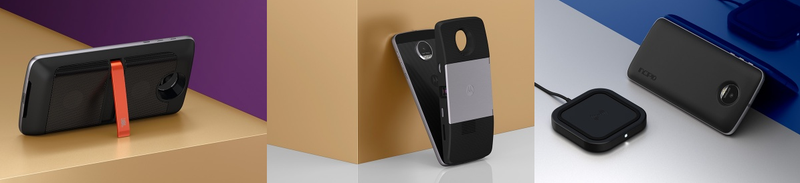 Motorola's New Z Phones Look Pretty Damn Vicious