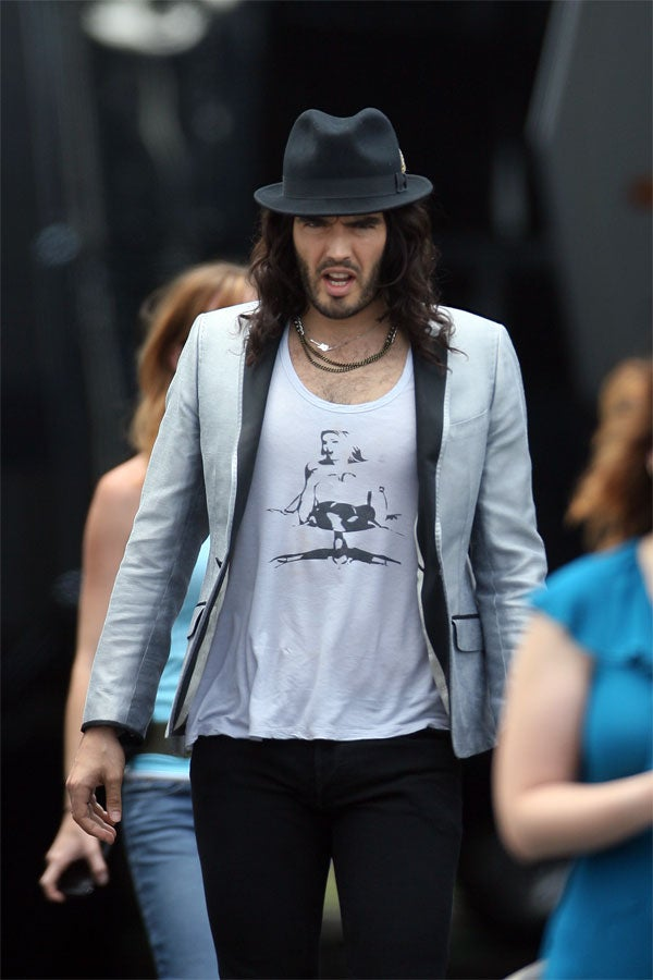 Russell Brand: The Cat In The Hat