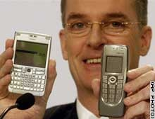 Nokia and Siemens Merger Thing: BFD