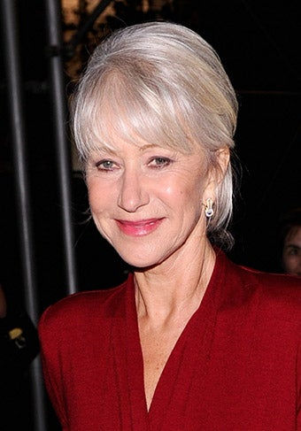 Per Usual, Helen Mirren Looks Hot