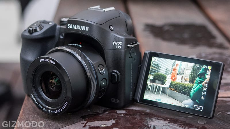 Samsung NX30: Can Sammy's Mirrorless Shooters Catch On?