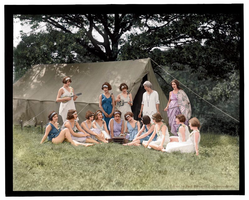 Are Colorized Photos Rewriting History?