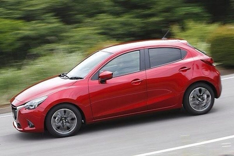 2015 Mazda2: This Is It