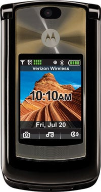Verizon Wireless First Out Of Gate With Motorola RAZR2